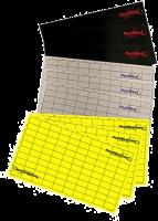 Klebeflächen für Typ 1x2, 2x2, UPLIGHT