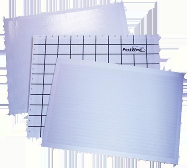Klebeflächen für Typ 4x4 und 4x4 EX